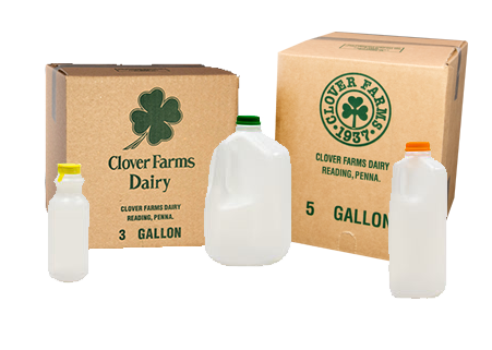 clover farms dairy products