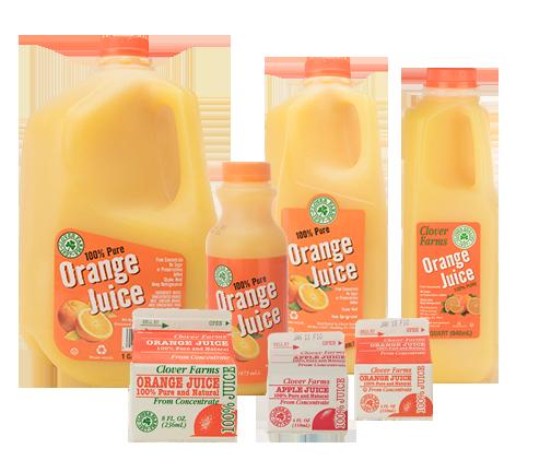 orange juice can
