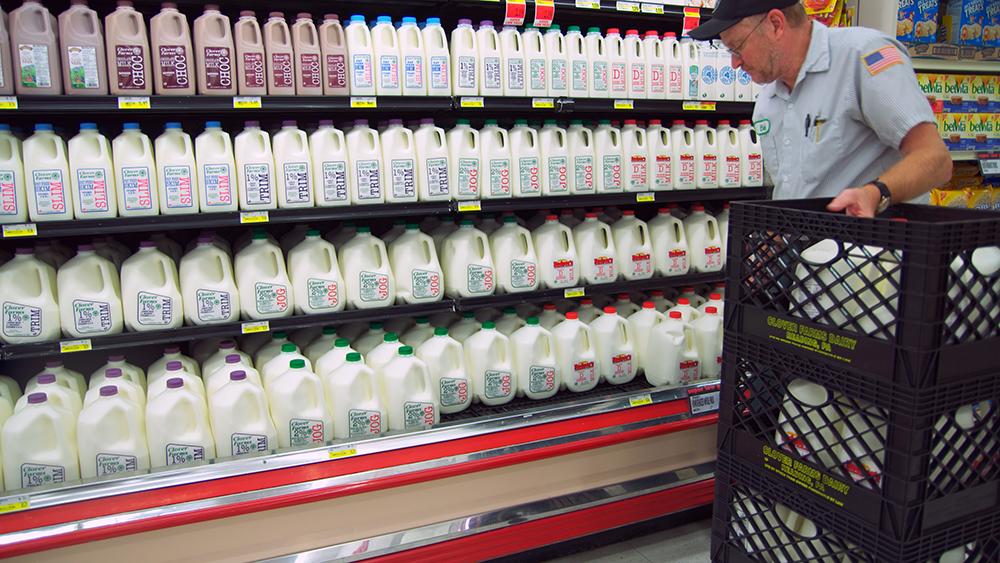 farms dairy store