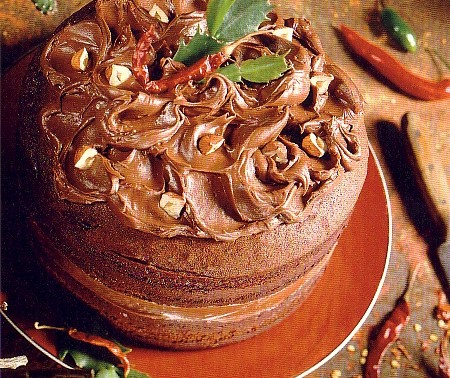 Frontier Pepper Chocolate Cake