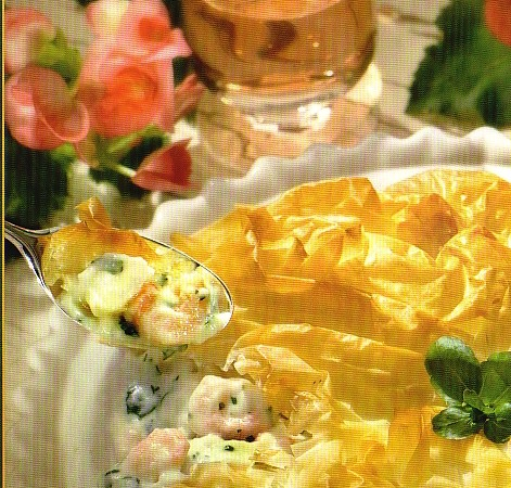 Golden Fish Pie