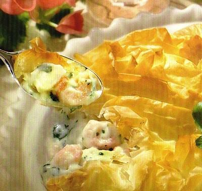 Golden Fish Pie